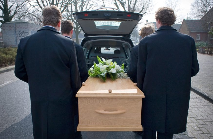 Wrongful death accidents